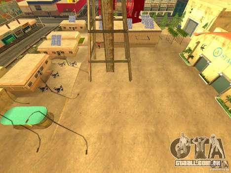 New Studio in LS para GTA San Andreas oitavo tela