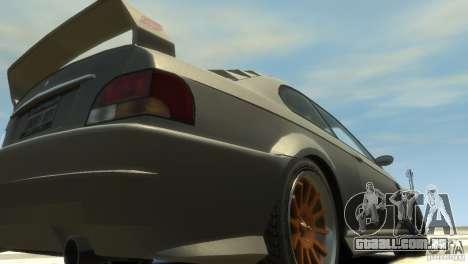 Sentinel Grand Sport para GTA 4 vista de volta