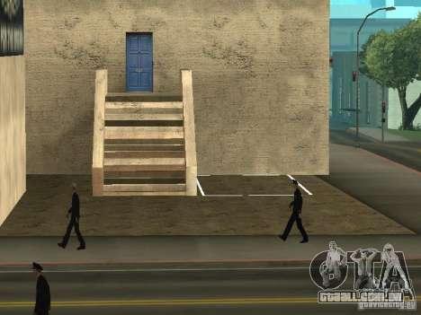 Parking Save Garages para GTA San Andreas sexta tela