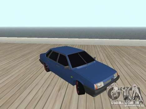 VAZ 21099 v2 para GTA San Andreas