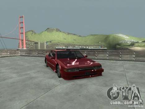 ENBSeries by Chris12345 para GTA San Andreas terceira tela