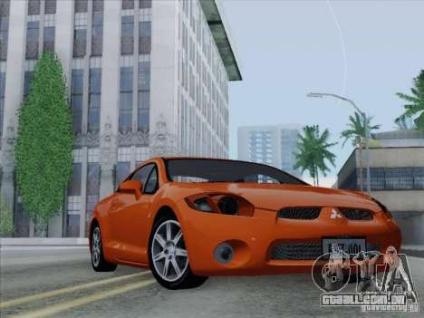 Mitsubishi Eclipse GT V6 para o motor de GTA San Andreas