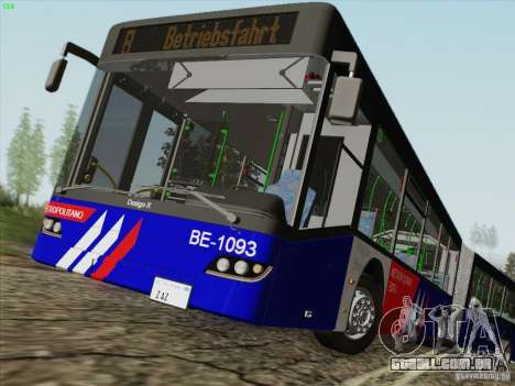 Design X3 para vista lateral GTA San Andreas