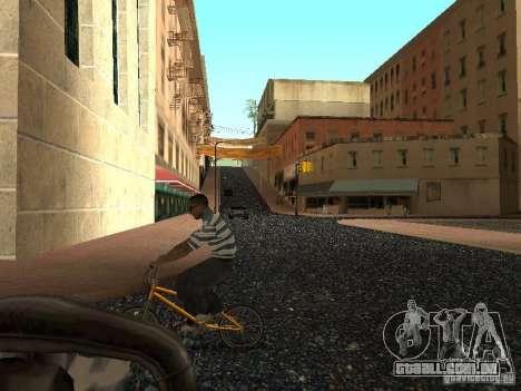 A nova Grove Street para GTA San Andreas décima primeira imagem de tela