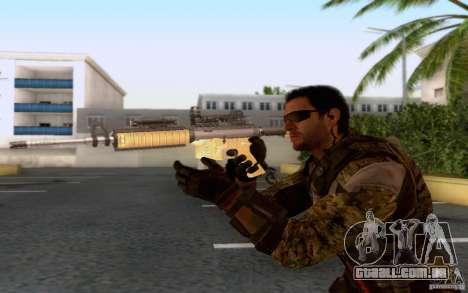 David Mason para GTA San Andreas quinto tela