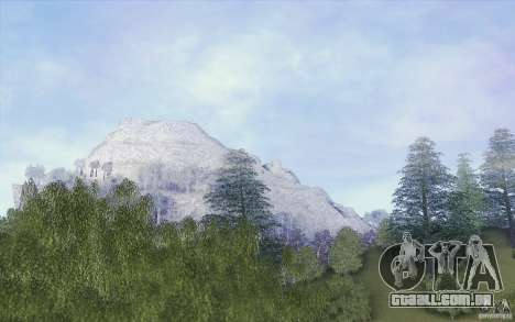 Sky Box V1.0 para GTA San Andreas sexta tela