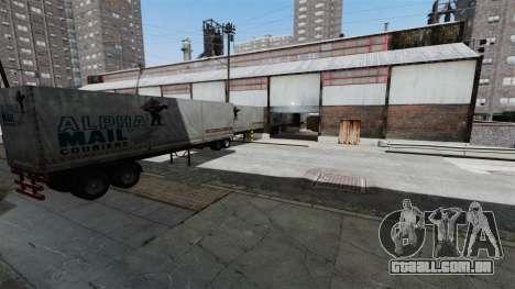 A faixa no estilo da gincana para GTA 4 terceira tela