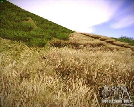 New grass para GTA San Andreas segunda tela