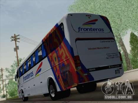 Marcopolo Paradiso 1200 G6 para o motor de GTA San Andreas