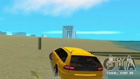 VOLVO V40 para GTA Vice City vista direita