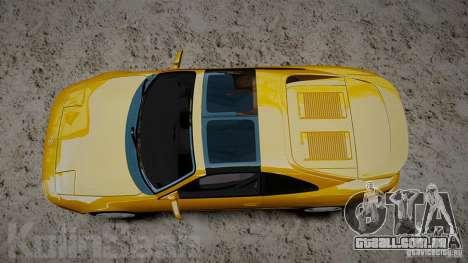 Toyota MR2 GT [EPM] para GTA 4 traseira esquerda vista
