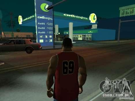 Russa casa 2 para GTA San Andreas segunda tela