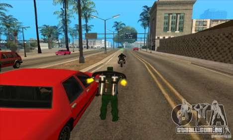 No wanted v1 para GTA San Andreas