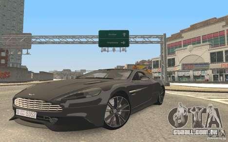 Nova reflexão sobre carro para GTA San Andreas quinto tela