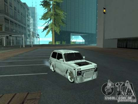 VAZ 2121 Final para GTA San Andreas