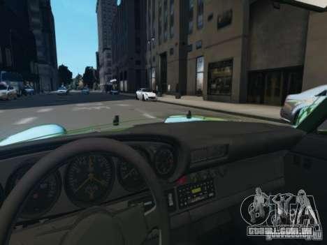 Porsche 911 Turbo RWB Pandora One Beta para GTA 4 vista superior