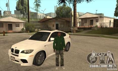 Patch para GTA San Andres Steam V 3.00 para GTA San Andreas por diante tela