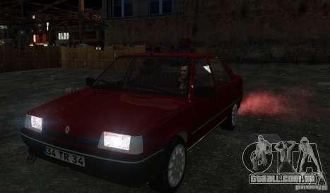 Renault 9 Broadway para GTA 4 vista lateral