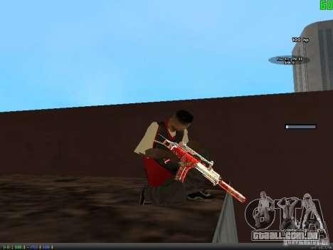 Graffiti Gun Pack para GTA San Andreas sétima tela
