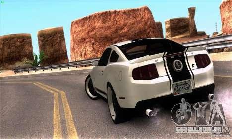 Real HQ Roads para GTA San Andreas segunda tela