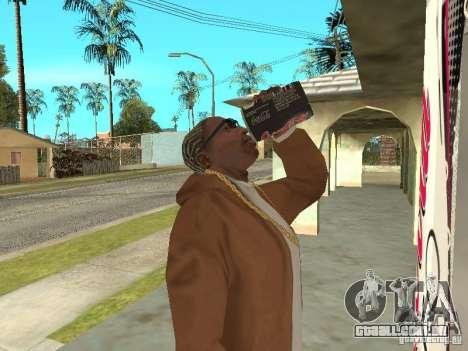 Novas máquinas para GTA San Andreas terceira tela