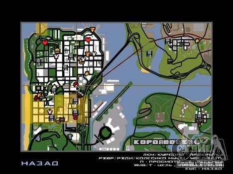Torres gêmeas BETA para GTA San Andreas terceira tela