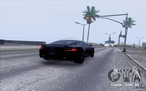 SA Illusion-S V4.0 para GTA San Andreas por diante tela