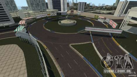 Long Beach Circuit [Beta] para GTA 4 twelth tela