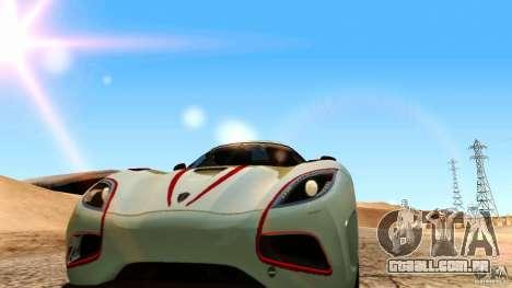 Direct R V1.1 para GTA San Andreas terceira tela