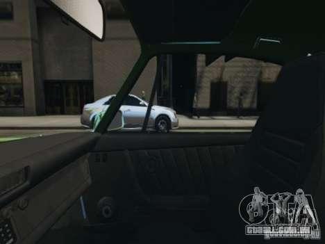 Porsche 911 Turbo RWB Pandora One Beta para GTA 4 vista inferior