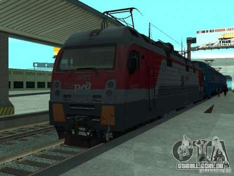 ÈP1M-CFR 700 para GTA San Andreas