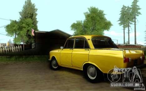 ENBSeries By Eralhan para GTA San Andreas segunda tela