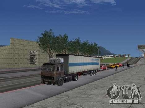 Reboque Schmitz para GTA San Andreas