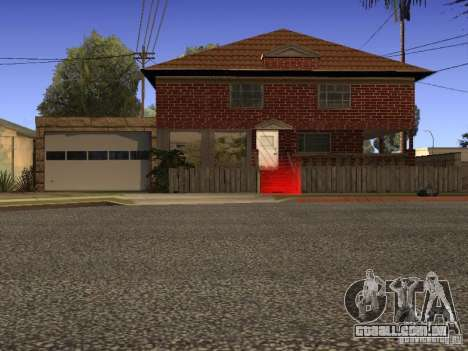 New Los Santos para GTA San Andreas terceira tela