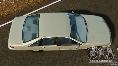 Chevrolet Caprice 1991 para GTA 4 vista direita