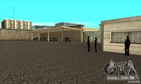 Renovação de escolas em San Fierro V 2.0 Final d para GTA San Andreas segunda tela