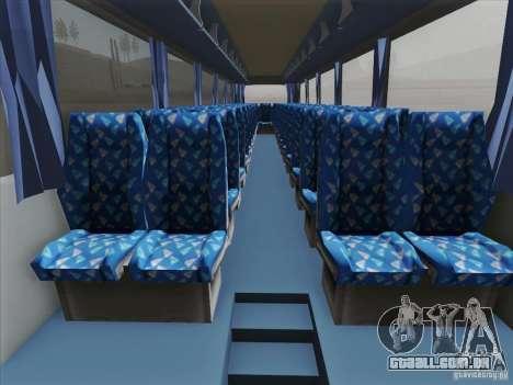 Neoplan Tourliner. Rural Tours 1502 para o motor de GTA San Andreas