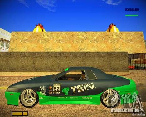 Pak vinis para Elegy para o motor de GTA San Andreas