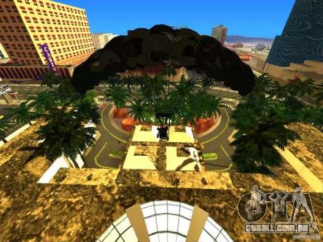Global Parachute Mod para GTA San Andreas terceira tela