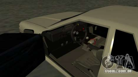 Elegy Roportuance para GTA San Andreas vista direita