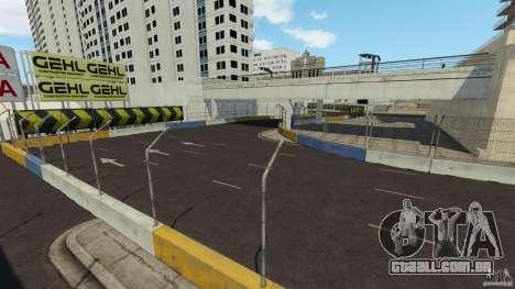 Long Beach Circuit [Beta] para GTA 4 décimo tela