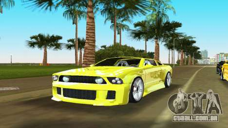 Ford Mustang 2005 GT para GTA Vice City