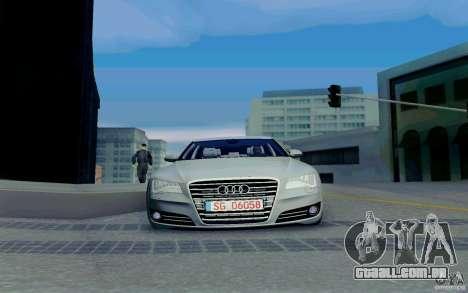 Possível Sa_RaNgE v 3.0 para GTA San Andreas por diante tela