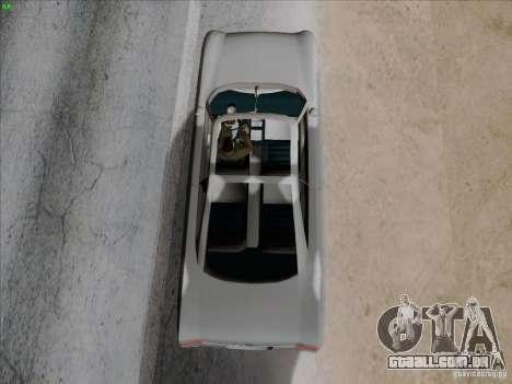 Ford Fortynine para GTA San Andreas vista direita