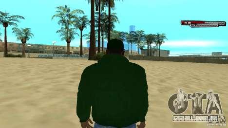 Sweet para GTA San Andreas por diante tela