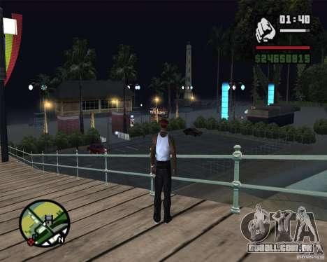 Modern beach in Los-Santos para GTA San Andreas sexta tela
