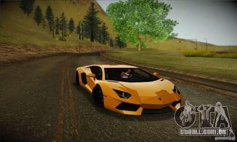 New ENB by Russkiy Sergant V1.0 para GTA San Andreas por diante tela