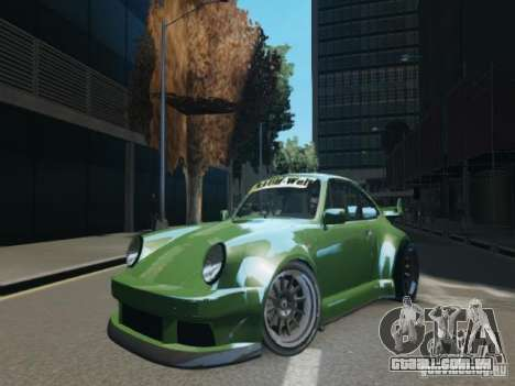Porsche 911 Turbo RWB Pandora One Beta para GTA 4