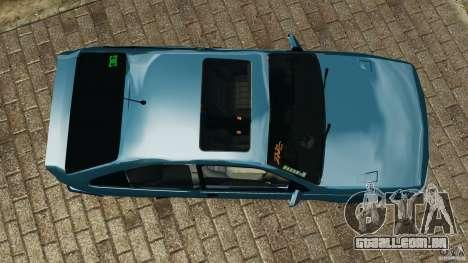 Chevrolet Kadett GSI para GTA 4 vista direita