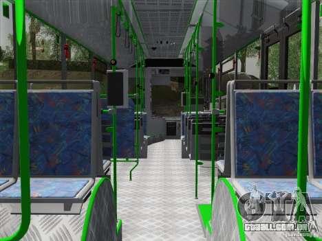 Design X3 para GTA San Andreas interior